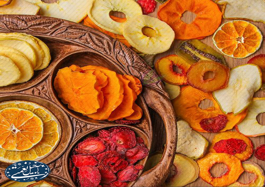 میوه خشکشده
