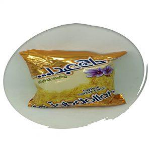 پشمک الیافی زعفران